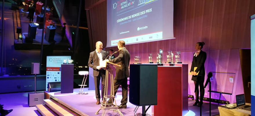 Marcom 2018 : CABEX remporte l'OR